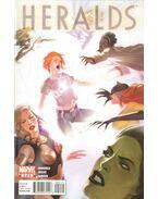 Heralds No. 2 - Immonen, Kathryn, Zonjic, Tonci, Harren, James