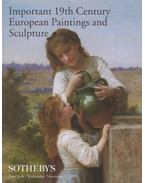 Important 19th Century European Paintings , Drawings and Sculpture