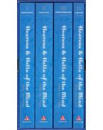 Heavens and Hells of the Mind Four Volume Boxed Set - Imre Vallyon