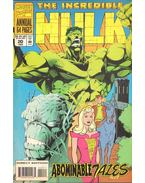 The Incredible Hulk Annual Vol. 1 No. 20 - David, Peter, Lovece, Frank, Kobasic, Kevin, Larroca, Salvador, Immonen, Stuart, Novick, Jerry, Felix, Phil Hugh