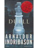 Duell - Indriðason, Arnaldur
