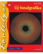 Új fonalgrafika - Inge Walz