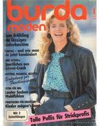 Burda Moden 1988/1 - Ingrid Küderle (szerk.)
