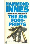 The Big Footprints - Innes,Hammond