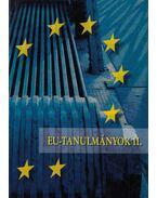 EU-tanulmányok II. - Inotai András