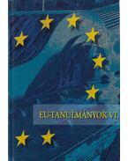 EU-tanulmányok VI. - Inotai András