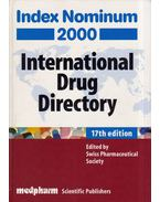 International Drug Directory