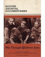 War Through Children's Eyes - Irena Grudzinska-Gross, Jan Tomasz Gross