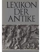 Lexikon der Antike - Irmscher, Johannes