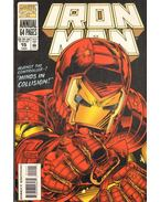 Iron Man Annual Vol. 1. No. 15 - Kaminski, Len, Colan, Gene, Bright, Mark, Benson, Scott