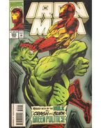 Iron Man Vol. 1. No. 305 - Kaminski, Len, Hopgood, Kevin