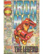 Iron Man: The Legend Vol. 1. No. 1 - Lanning, Andy, Grindberg, Tom, Cheung, Jim, Sanderson, Peter, Candelario, Harry