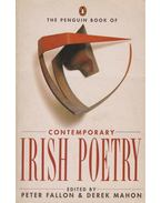 Contemporary Irish Poetry - Fallon, Peter (ed.), Mahon, Derek (ed.)