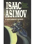 A Szaturnusz gyűrűi - Isaac Asimov