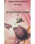 Az alapítvány pereme II. - Isaac Asimov