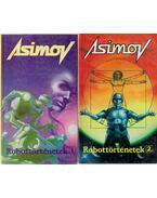 Robottörténetek 1-2. kötet - Isaac Asimov