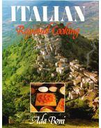 Italian Regional Cooking - Ada Boni
