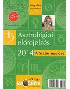 Asztrológiai előrejelzés 2014 - Izing Klára