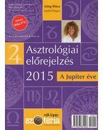 Asztrológiai előrejelzés 2015 - Izing Klára