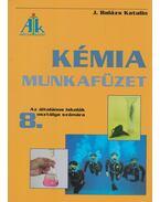 Kémia munkafüzet 8. - J. Balázs Katalin