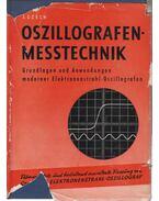 Oszillografen Messtechnik - J. Czech