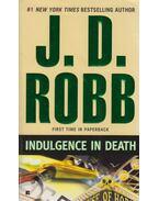 Indulgence Death - J. D. Robb