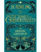 Fantastic Beasts The Crimes of Grindelwald - J. K. Rowling