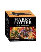 Harry Potter and the Deathly Hallows - Unabridged Children's Audio CD Box - J. K. Rowling