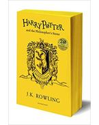 Harry Potter and the Philosophers Stone - Hufflepuff - J. K. Rowling
