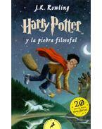 Harry Potter y la piedra filosofal - J. K. Rowling