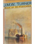 J. M. W. Turner - Book of 30 Postcards