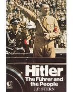 Hitler (dedikált) - J. P. Stern