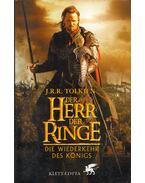Der Herr der Ringe Band 3. Die Wiederkehr des Königs - J. R. R. Tolkien