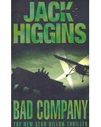 Bad Company - Jack Higgins