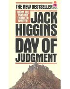 Day of Judgment - Jack Higgins