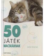 50 játék macskáknak - Jackie Strachan