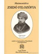 Maimonidész - Zsidó filozófia - Jacob Guttmann, Isaac Husik, Scheiber Sándor