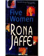 Five Women - Jaffe, Rona