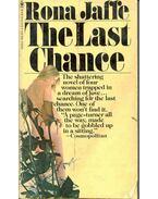 The Last Chance - Jaffe, Rona