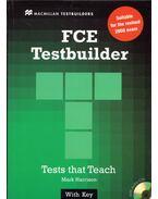 FCE Testbuilder: Tests that Teach - Jake Allsop, Mark Harrison