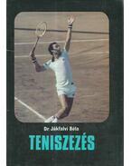 Teniszezés - Jákfalvi Béla