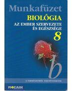 Biológia 8. Munkafüzet - Jámbor Gyuláné, Csókási Andrásné