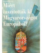 Miért taszították ki Magyarországot Európából? - Jámbor János