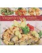 Vegetáriánus ételek - Jámbor Mariann