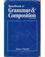 Handbook of Grammar & Composition - James A. Chapman