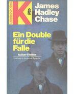 Ein Double für die Falle - James Hadley Chase