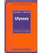 ULYSSES - Talentum műelemzések - James Joyce