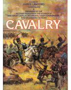 The Cavalry : Techniques & Triumphs of the Military Horseman : The Story of the Great Cavalry Regiments, Their Commanders and Celebrated Actions - James Lawford