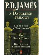 A Dalgliesh Trilogy - JAMES, P.D.