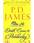 Death Comes to Pemberley - JAMES, P.D.